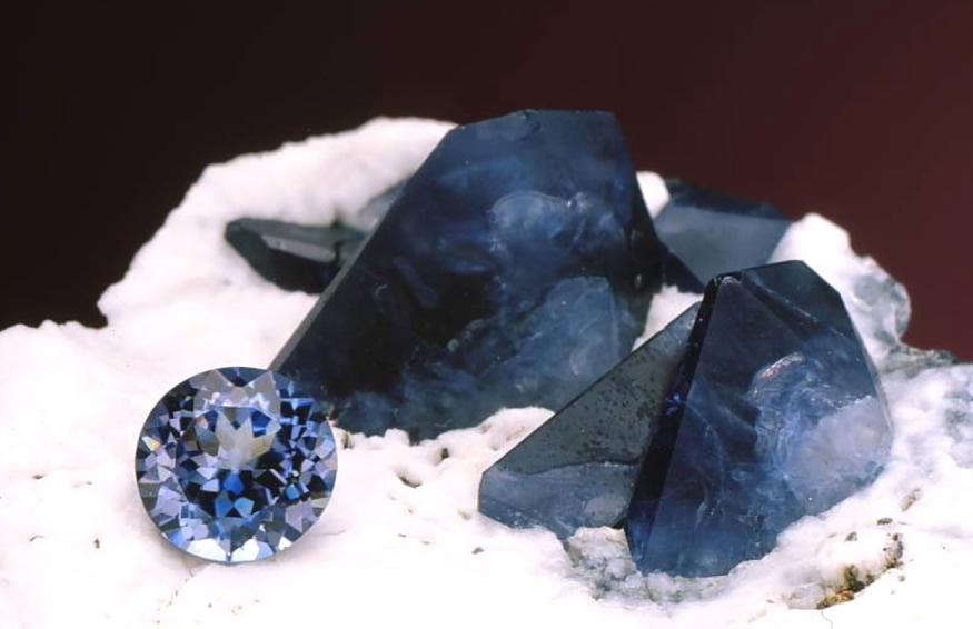 benitoite state gem of california